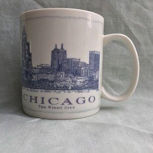 Starbucks Architecture Chicago Illinois 18 oz mug
